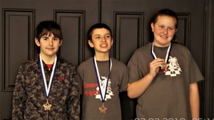 2018 Galena Scholastic Chess Tournament Results