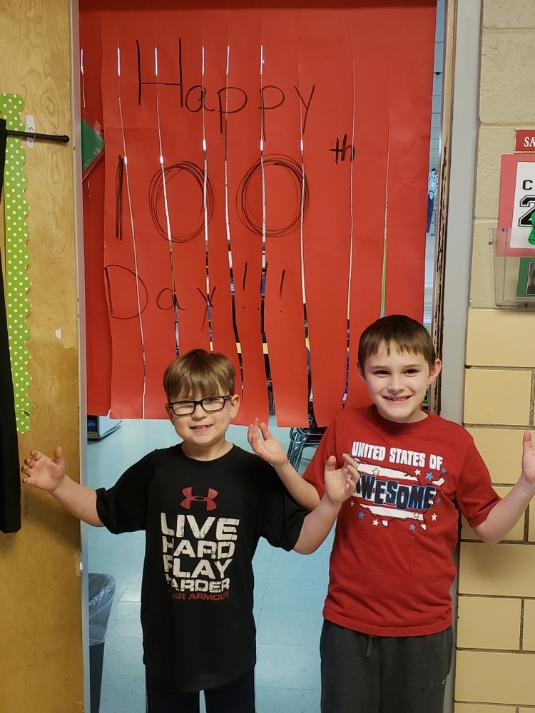 100 Days of School Celebration