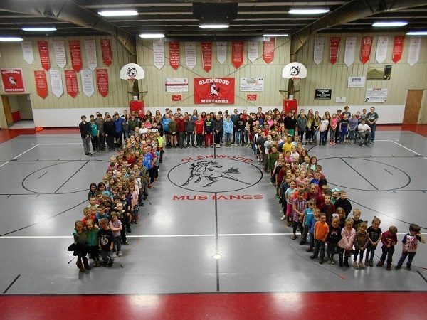 "Glenwood Students Celebrate ""Pi Day"" 2019"