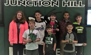Junction Hill Chess Tournament Results March 9, 2019