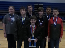 Galena Scholastic Chess Tournament held Febuary 2, 2019