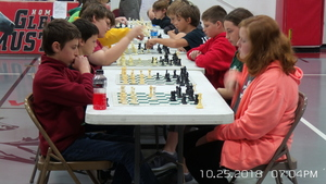 Tri-Country Chess Tournament October 2018